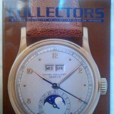 Herramientas de relojes: REVISTA COLLECTORS Nº 4 2009 ASOCIACION COLECCIONISTAS DE RELOJES. Lote 38608287