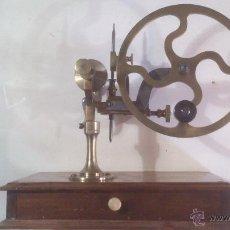 Herramientas de relojes: MAQUINA DE ARRONDIR PARA RELOJERIA S.XIX. Lote 39414965