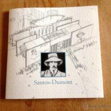 Herramientas de relojes: CATALOGO DE CARTIER HOMENAJE A SANTOS DUMONT. Lote 39628119