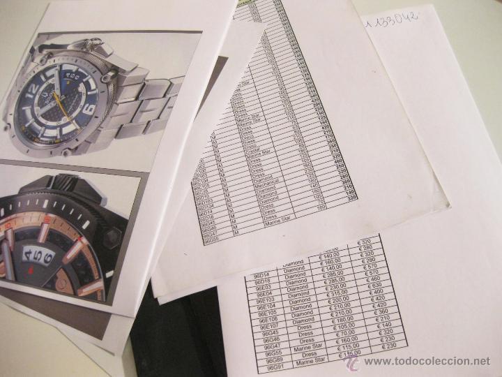 Herramientas de relojes: CATALOGO DE RELOJES BULOVA CON LISTA DE PRECIOS Y REFERENCIAS - 2010 - Foto 5 - 42201517
