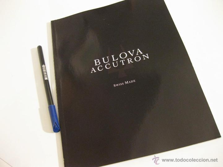 Herramientas de relojes: CATALOGO DE RELOJES BULOVA CON LISTA DE PRECIOS Y REFERENCIAS - 2010 - Foto 6 - 42201517