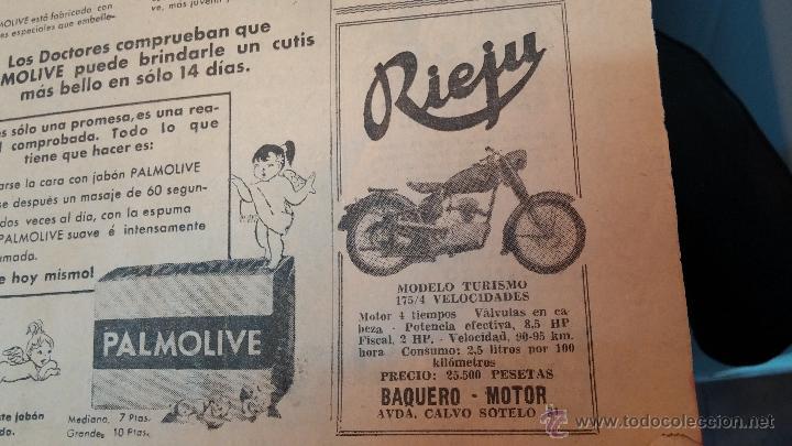 Herramientas de relojes: Ejemplares encuadernados del Diario IDEAL... 3-5-1956 al 16-11-1965 - Foto 4 - 43427820