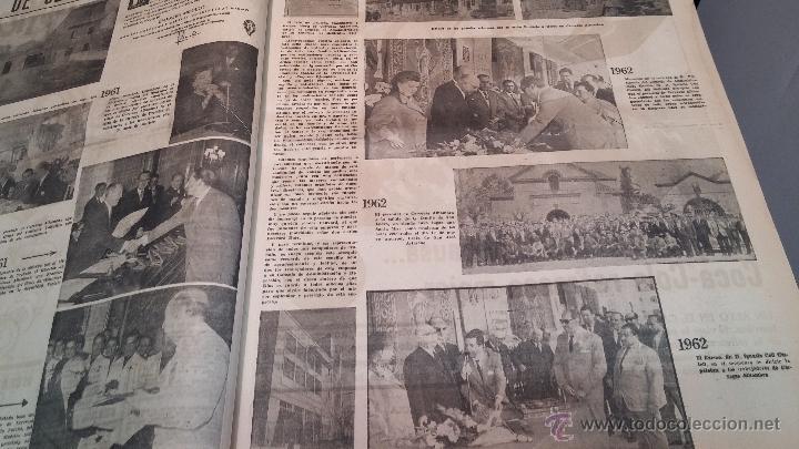 Herramientas de relojes: Ejemplares encuadernados del Diario IDEAL... 3-5-1956 al 16-11-1965 - Foto 8 - 43427820