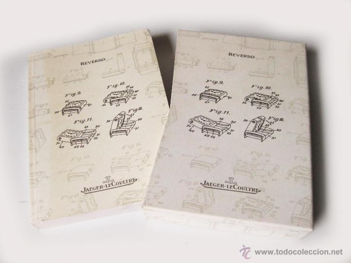 MANUAL DEL RELOJ JAEGER LECOULTRE REVERSO - 1998 (Relojes - Herramientas y Útiles de Relojero )