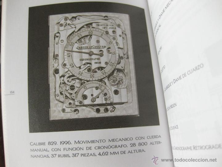 Herramientas de relojes: MANUAL DEL RELOJ JAEGER LECOULTRE REVERSO - 1998 - Foto 2 - 45331366