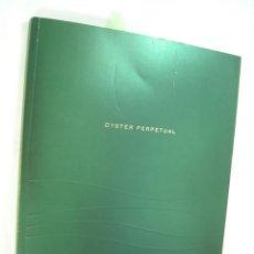 Herramientas de relojes: CATALOGO DE RELOJES ROLEX OYSTER PERPETUAL. Lote 45930752