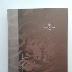 Herramientas de relojes: PATEK PHILIPPE GENEVE RELOJ CATALOGO COLECCION 2010 - 2011 235 PÁGINAS. Lote 46369136