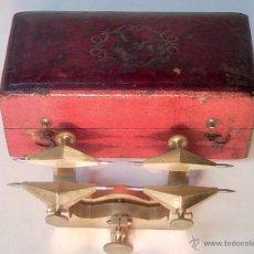 Herramientas de relojes: COMPAS DE ENGRANAJES. Lote 49151234