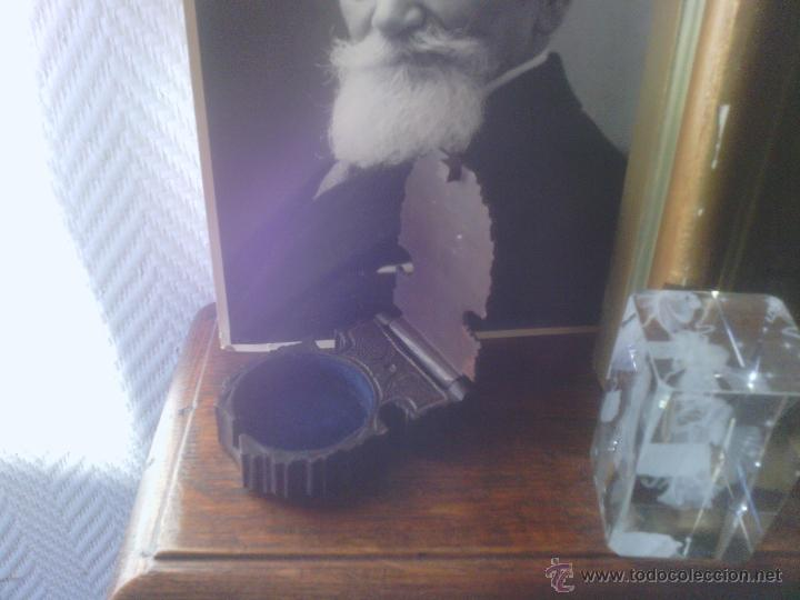 Herramientas de relojes: Caja en madera Selva Negra - Alemania - antigua! - para reloj de bolsillo - Foto 11 - 49706450
