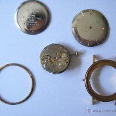 Herramientas de relojes: RELOJ CUERDA PRESIDENT MAQUINA CITIZEN BAÑO ORO (LEER DESCRIPCIÓN). Lote 50515449