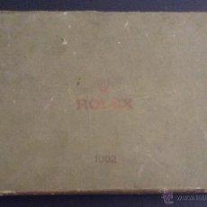 Herramientas de relojes - antiguo juego de tases para reloj marca rolex herramientas de relojero - 50699249