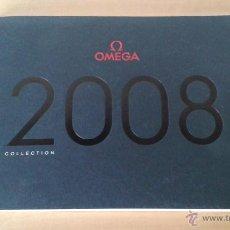 Herramientas de relojes: CATÁLOGO RELOJES OMEGA 2008. Lote 51137569