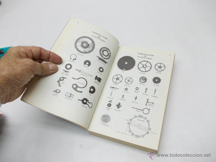 Herramientas de relojes: EXTRAORDINARIA GUIA DE PRECIOS DE RELOJ DE BOLSILLO Y PULSERA - Foto 6 - 51356037