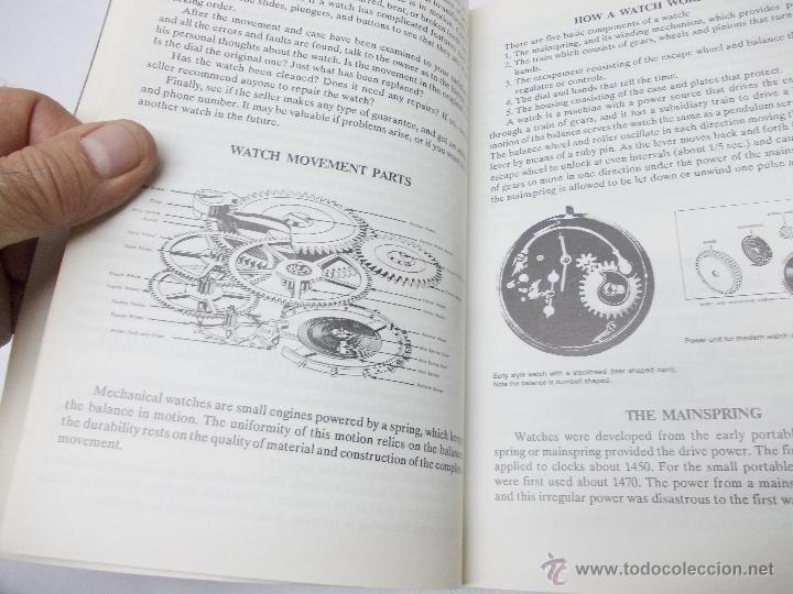 Herramientas de relojes: EXTRAORDINARIA GUIA DE PRECIOS DE RELOJ DE BOLSILLO Y PULSERA - Foto 7 - 51356037