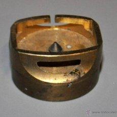 Herramientas de relojes: PORTAMAQUINAS DE RELOJERO DE LATON - SUIZO (EBAUCHES S.A) OMEGA, LONGINES.. AFM. Lote 53556907