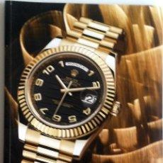 Herramientas de relojes: CATÁLOGO PUBLICITARIO ROLEX .. Lote 55168747