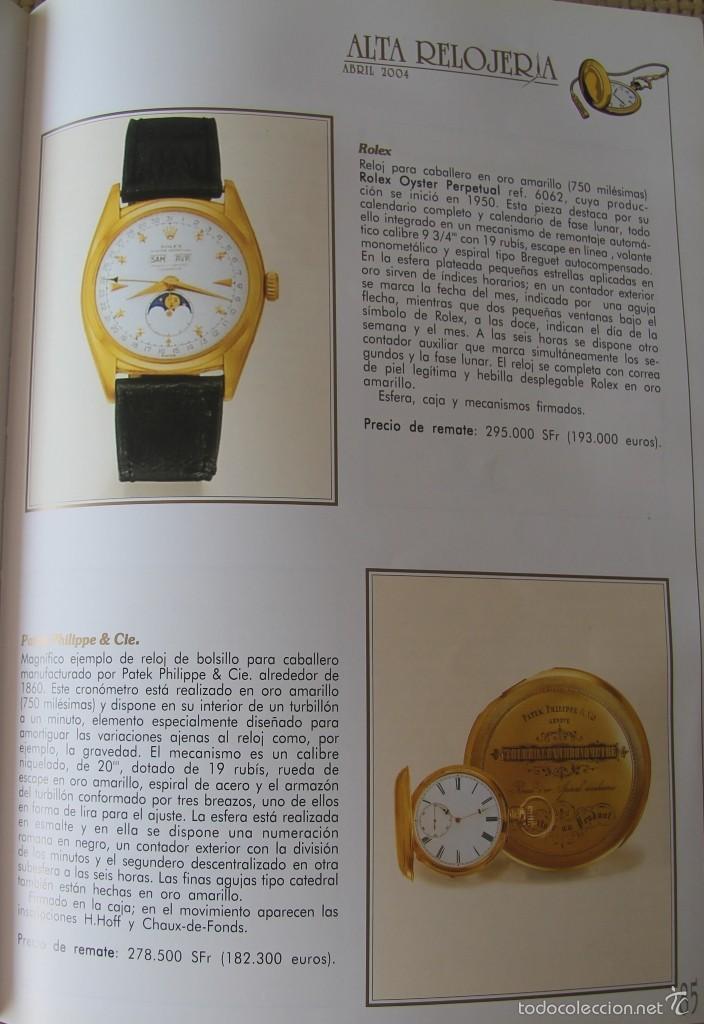 Herramientas de relojes: ALTA RELOJERIA LA REVISTA DE LA ALTA GAMA DE LA RELOJERIA ILUSTRACIONES Y DESCRIPCIONES 114 PAGINAS - Foto 7 - 59637835