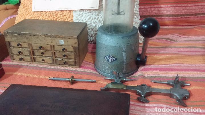 Herramientas de relojes: Botito lote de reloj o relojería, que no te puedes perder este gran lote de herramientas de relojero - Foto 7 - 63821875