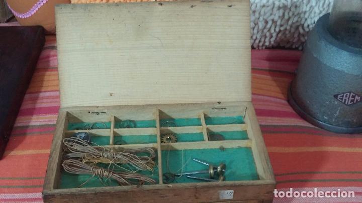Herramientas de relojes: Botito lote de reloj o relojería, que no te puedes perder este gran lote de herramientas de relojero - Foto 22 - 63821875