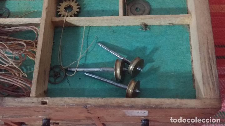 Herramientas de relojes: Botito lote de reloj o relojería, que no te puedes perder este gran lote de herramientas de relojero - Foto 23 - 63821875