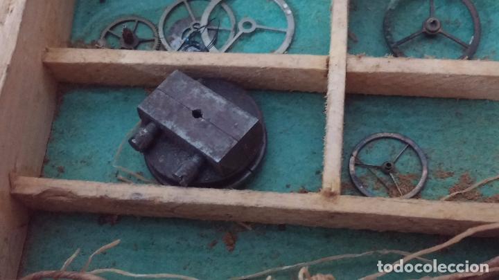 Herramientas de relojes: Botito lote de reloj o relojería, que no te puedes perder este gran lote de herramientas de relojero - Foto 26 - 63821875