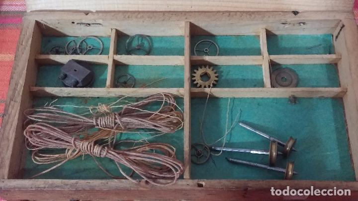 Herramientas de relojes: Botito lote de reloj o relojería, que no te puedes perder este gran lote de herramientas de relojero - Foto 27 - 63821875