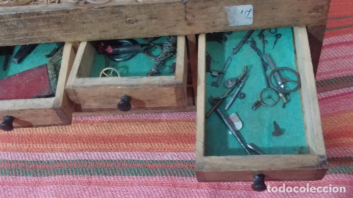 Herramientas de relojes: Botito lote de reloj o relojería, que no te puedes perder este gran lote de herramientas de relojero - Foto 31 - 63821875