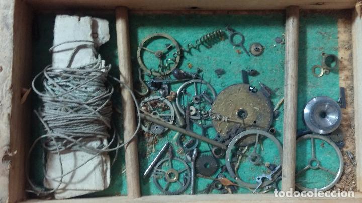 Herramientas de relojes: Botito lote de reloj o relojería, que no te puedes perder este gran lote de herramientas de relojero - Foto 40 - 63821875