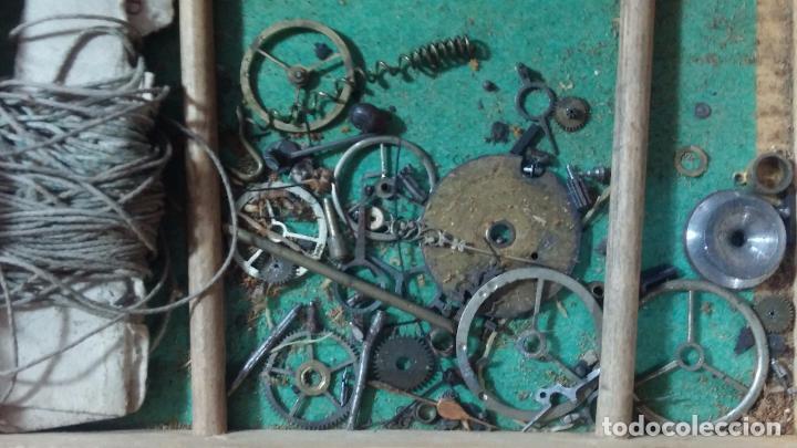 Herramientas de relojes: Botito lote de reloj o relojería, que no te puedes perder este gran lote de herramientas de relojero - Foto 41 - 63821875