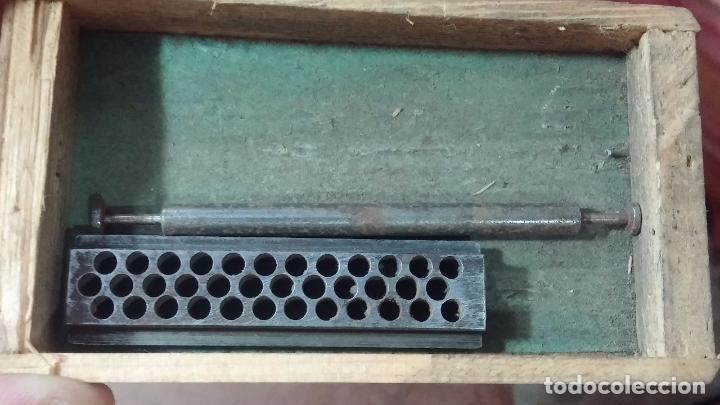 Herramientas de relojes: Botito lote de reloj o relojería, que no te puedes perder este gran lote de herramientas de relojero - Foto 43 - 63821875