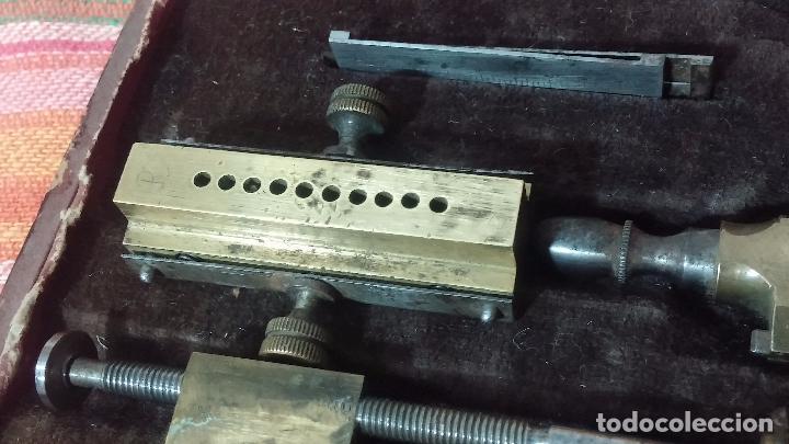 Herramientas de relojes: Botito lote de reloj o relojería, que no te puedes perder este gran lote de herramientas de relojero - Foto 62 - 63821875
