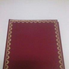 Herramientas de relojes: FUNDA CARTIER CON CATÁLOGO DVD.. Lote 67409378