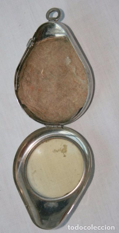 Herramientas de relojes: antigua caja para guardar reloj de bolsillo - Foto 3 - 72410363