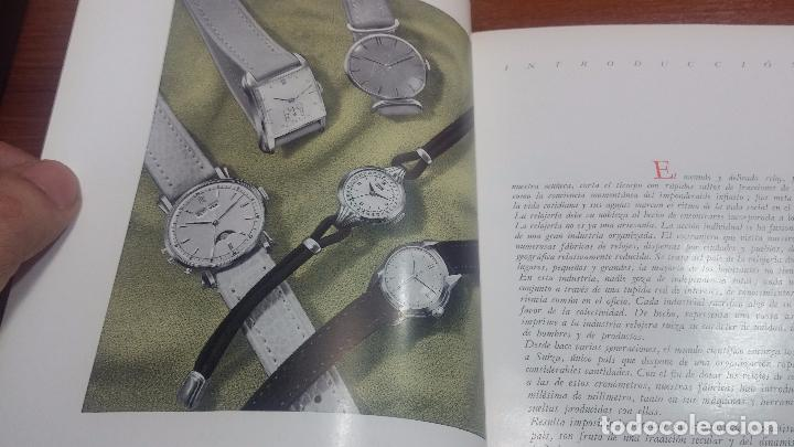 Herramientas de relojes: Dos pedazos de libros históricos para los amantes y aficionados al reloj, y al arte de reparlos - Foto 5 - 73722571