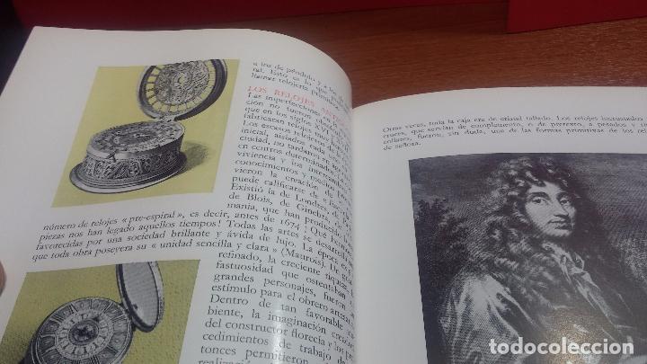 Herramientas de relojes: Dos pedazos de libros históricos para los amantes y aficionados al reloj, y al arte de reparlos - Foto 7 - 73722571