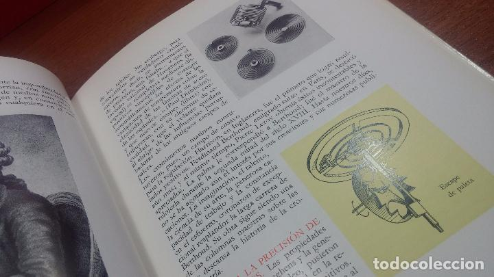 Herramientas de relojes: Dos pedazos de libros históricos para los amantes y aficionados al reloj, y al arte de reparlos - Foto 8 - 73722571