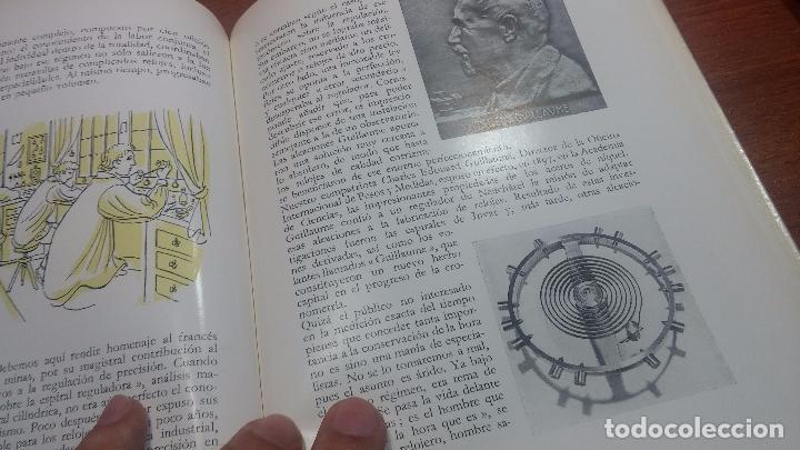 Herramientas de relojes: Dos pedazos de libros históricos para los amantes y aficionados al reloj, y al arte de reparlos - Foto 12 - 73722571