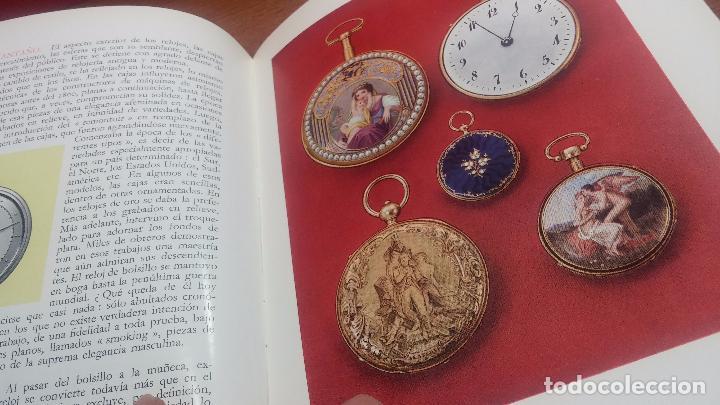Herramientas de relojes: Dos pedazos de libros históricos para los amantes y aficionados al reloj, y al arte de reparlos - Foto 13 - 73722571