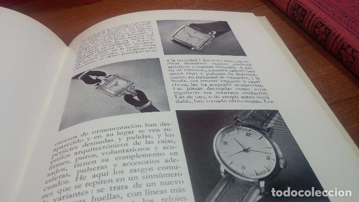 Herramientas de relojes: Dos pedazos de libros históricos para los amantes y aficionados al reloj, y al arte de reparlos - Foto 14 - 73722571
