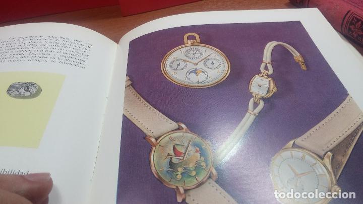 Herramientas de relojes: Dos pedazos de libros históricos para los amantes y aficionados al reloj, y al arte de reparlos - Foto 16 - 73722571