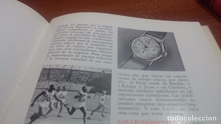 Herramientas de relojes: Dos pedazos de libros históricos para los amantes y aficionados al reloj, y al arte de reparlos - Foto 17 - 73722571