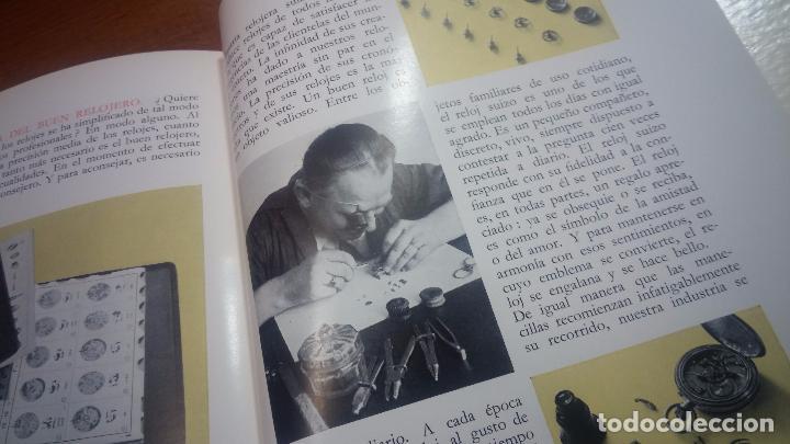 Herramientas de relojes: Dos pedazos de libros históricos para los amantes y aficionados al reloj, y al arte de reparlos - Foto 19 - 73722571
