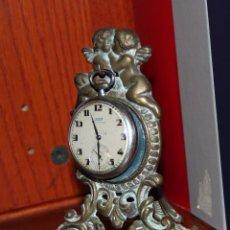 Herramientas de relojes: ANTIGUO SOPORTE PARA RELOJ DE BOLSILLO. Lote 80303037