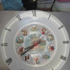 Herramientas de relojes: RELOJ PLATO MALLORCA. Lote 81076076