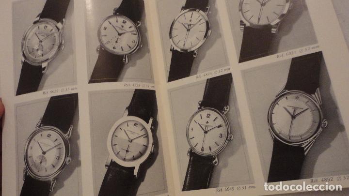 7ccd31066 Antiguo catalogo.relojes vacheron et constantin - Vendido en Subasta ...