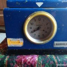 Herramientas de relojes: RELOJ INDUSTRIAL GARDELA - FICHAR .. Lote 87702384