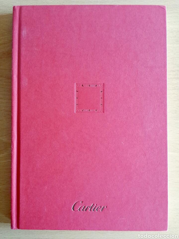 CATÁLOGO RELOJ CARTIER - WATCHMAKING COLLECTION 2012 (Relojes - Herramientas y Útiles de Relojero )