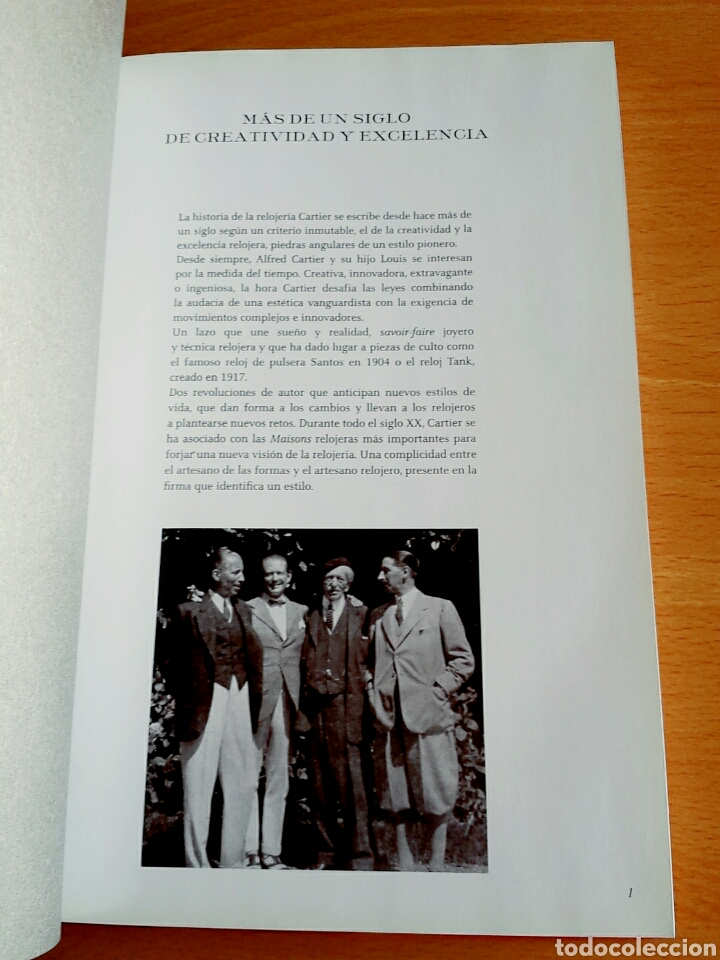 Herramientas de relojes: Catálogo reloj Cartier - Watchmaking Collection 2012 - Foto 5 - 90978605