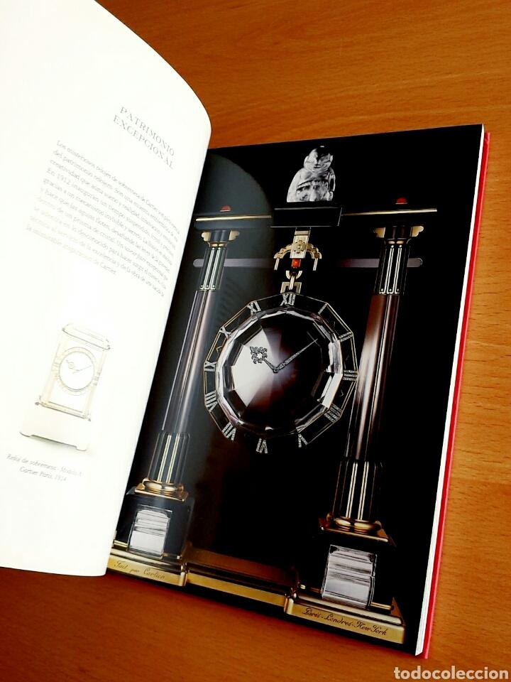 Herramientas de relojes: Catálogo reloj Cartier - Watchmaking Collection 2012 - Foto 6 - 90978605