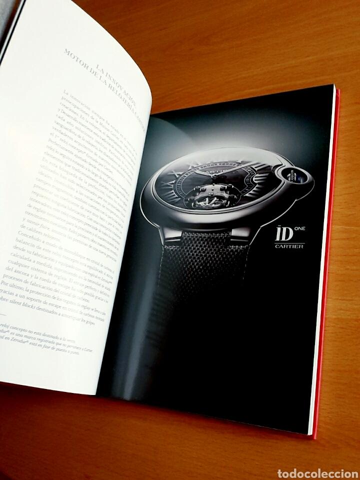 Herramientas de relojes: Catálogo reloj Cartier - Watchmaking Collection 2012 - Foto 7 - 90978605